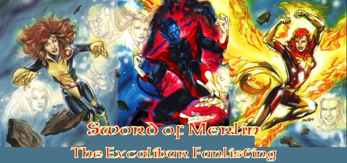 Sword of Merlin: The Excalibur Fanlisting